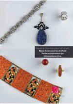 Bijoux & Accessoires, Orfèvrerie & Art de la Table