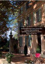Contenu d'une bastide de Saint Rémy de Provence et à divers